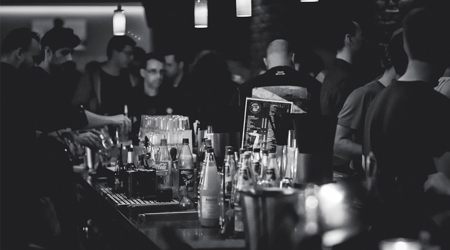 step up your nightlife at the alibi