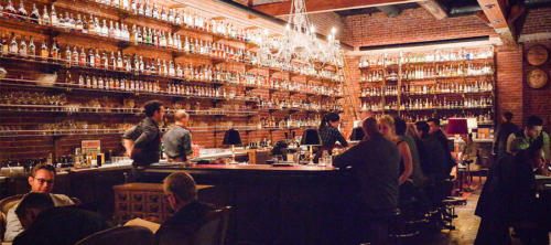 Multnomah Whiskey-Library